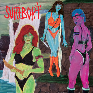 Surfbort - Friendship Music LP