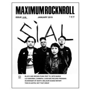 MAXIMUM ROCKNROLL #428 & back issues