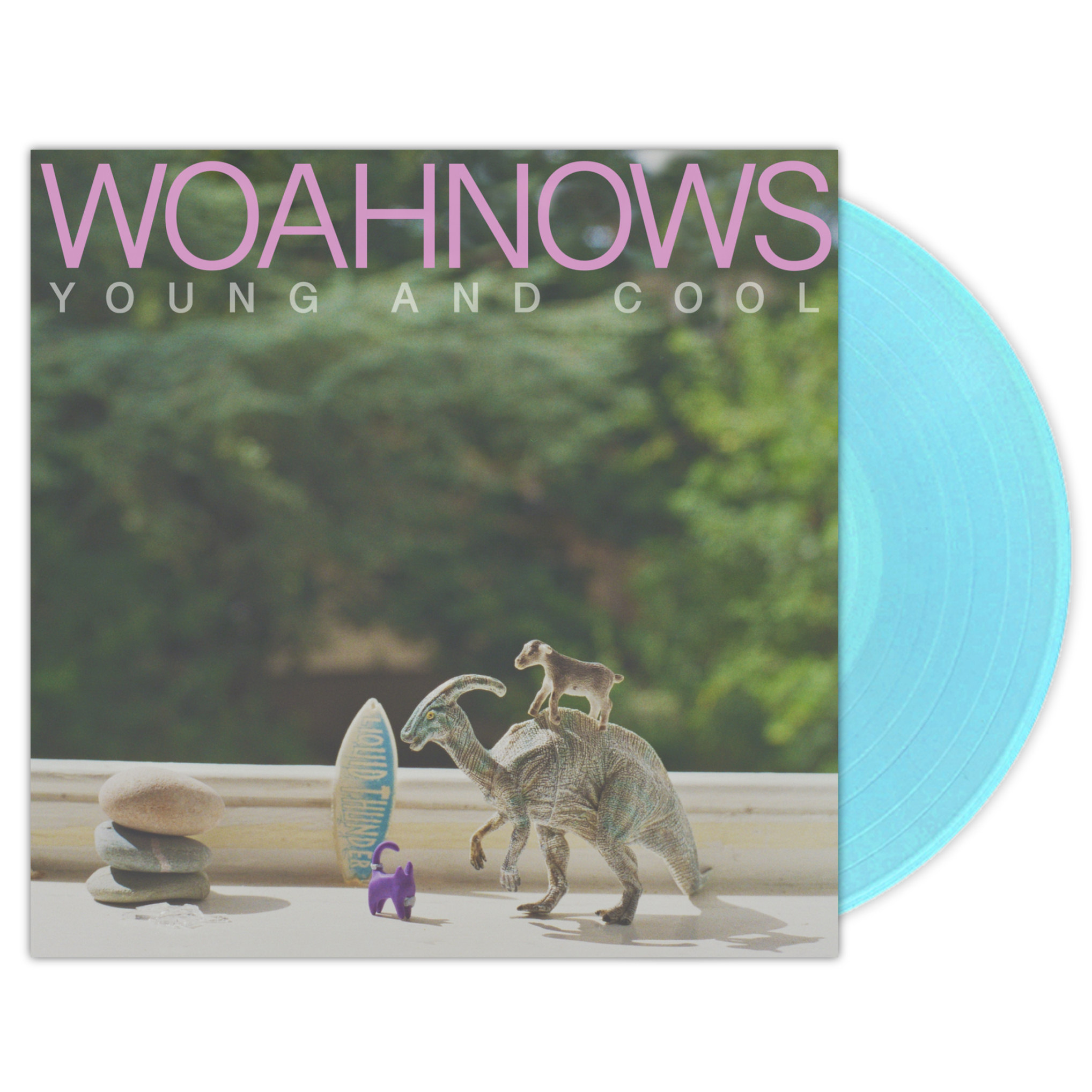 Woahnows - Young and Cool LP / CD