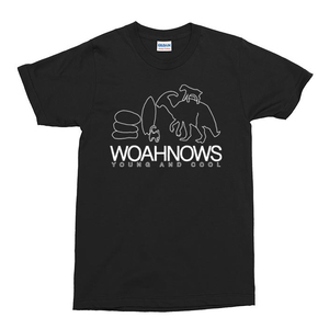 Woahnows 'Young and Cool' Shirt
