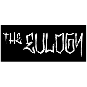 The Eulogy 'Logo' Sticker
