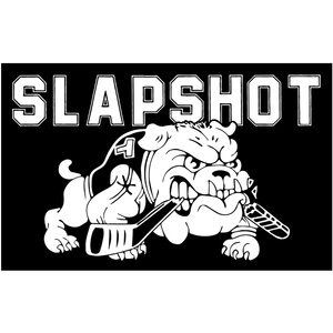 Slapshot 'Bulldog' Sticker