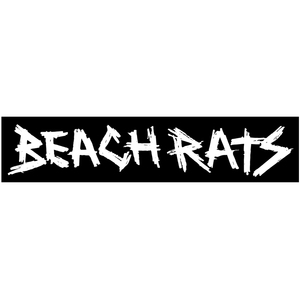 Beach Rats 'Logo' Sticker