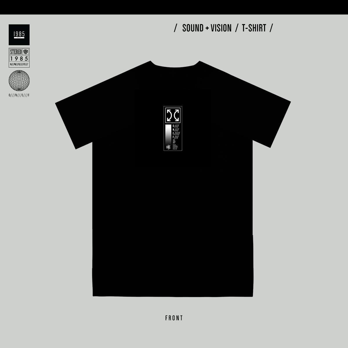 Sound + Vision T-Shirt