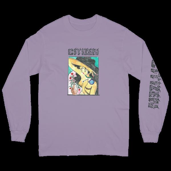 Tin Longsleeve (lavender)