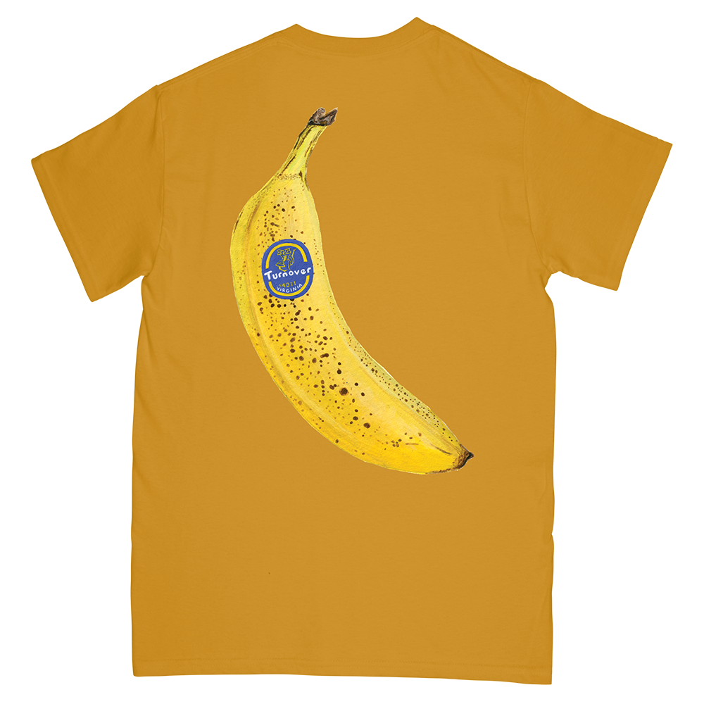Mustard Banana Tee