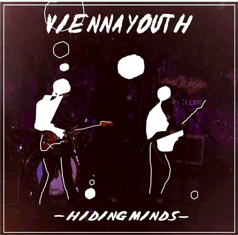 Vienna Youth - Hiding Minds Cassette