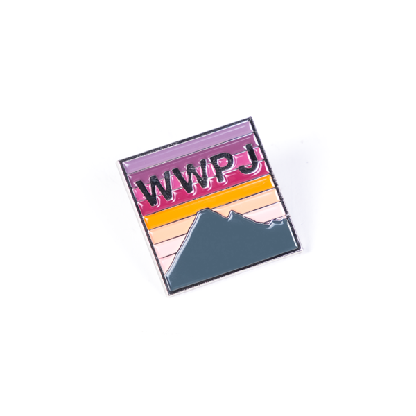 WWPJs Enamel Pin