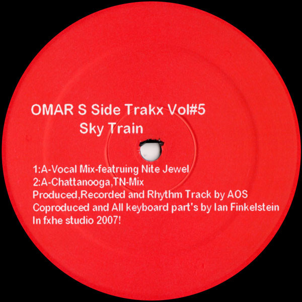 Omar-S – Side Trakx Vol#5 (FXHE Records)