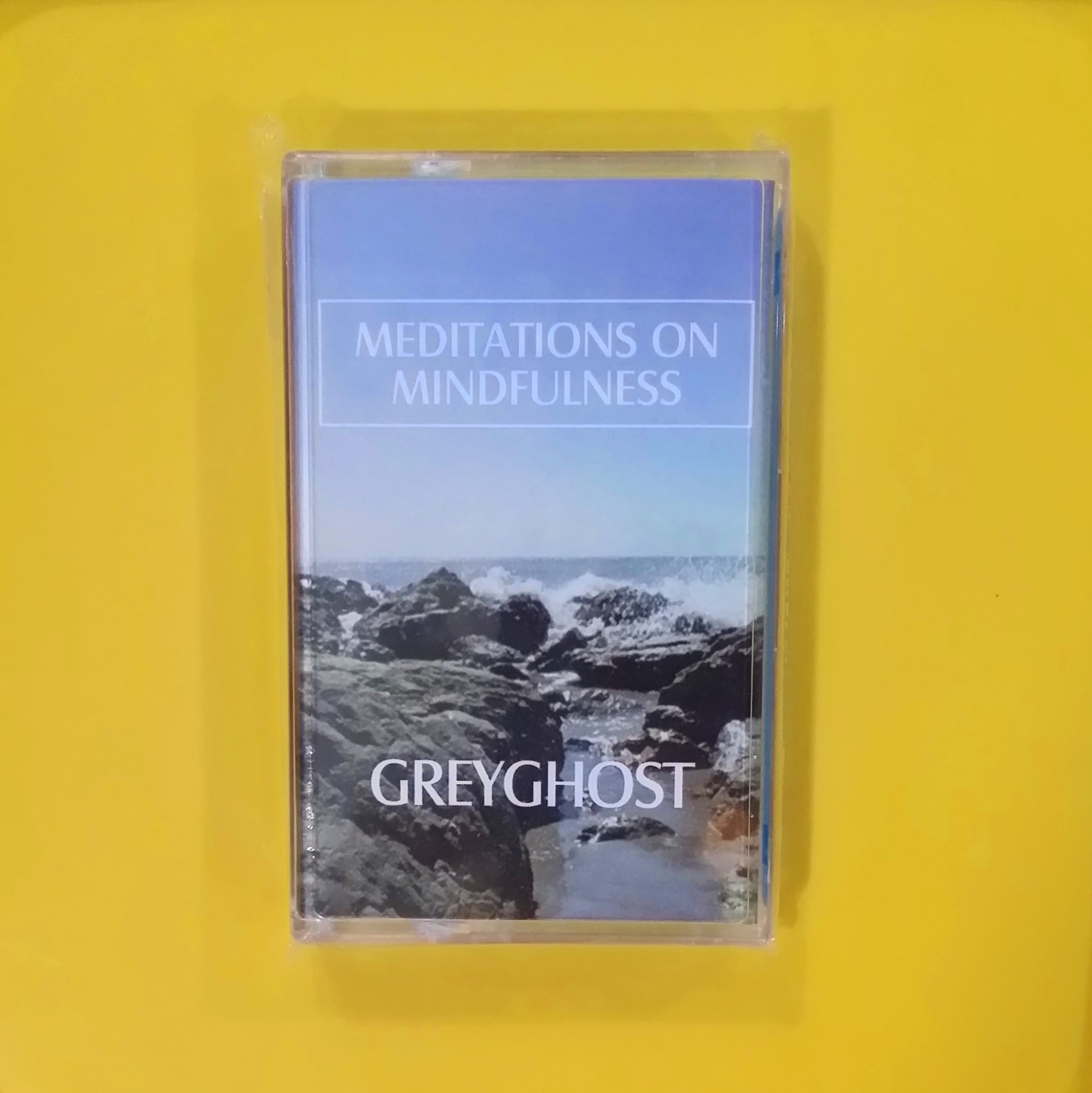 GREYGHOST - Meditations on Mindfulness (Constellation Tatsu)