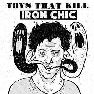 Iron Chic / Toys That Kill - Split LP