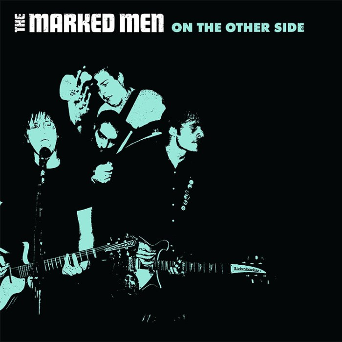 The Marked Men - On The Other Side LP