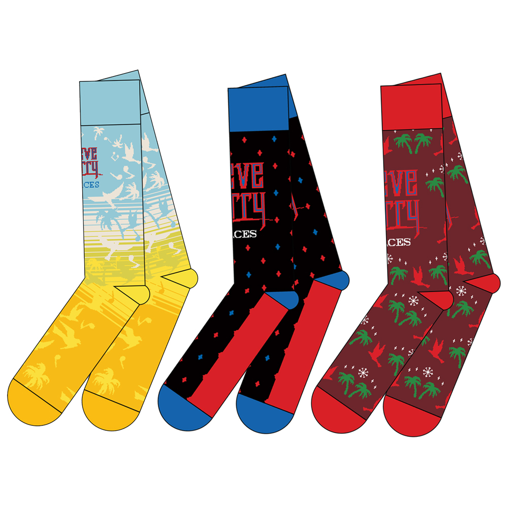 Socks Holiday Special (3 pairs) + Album Download (optional)