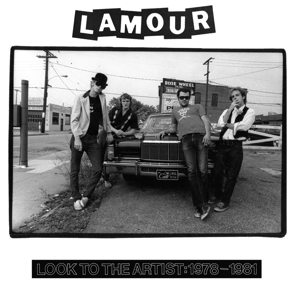 L'AMOUR - Look To The Artist LP