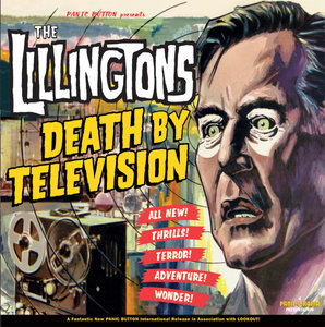 The Lillingtons - Death By Television LP