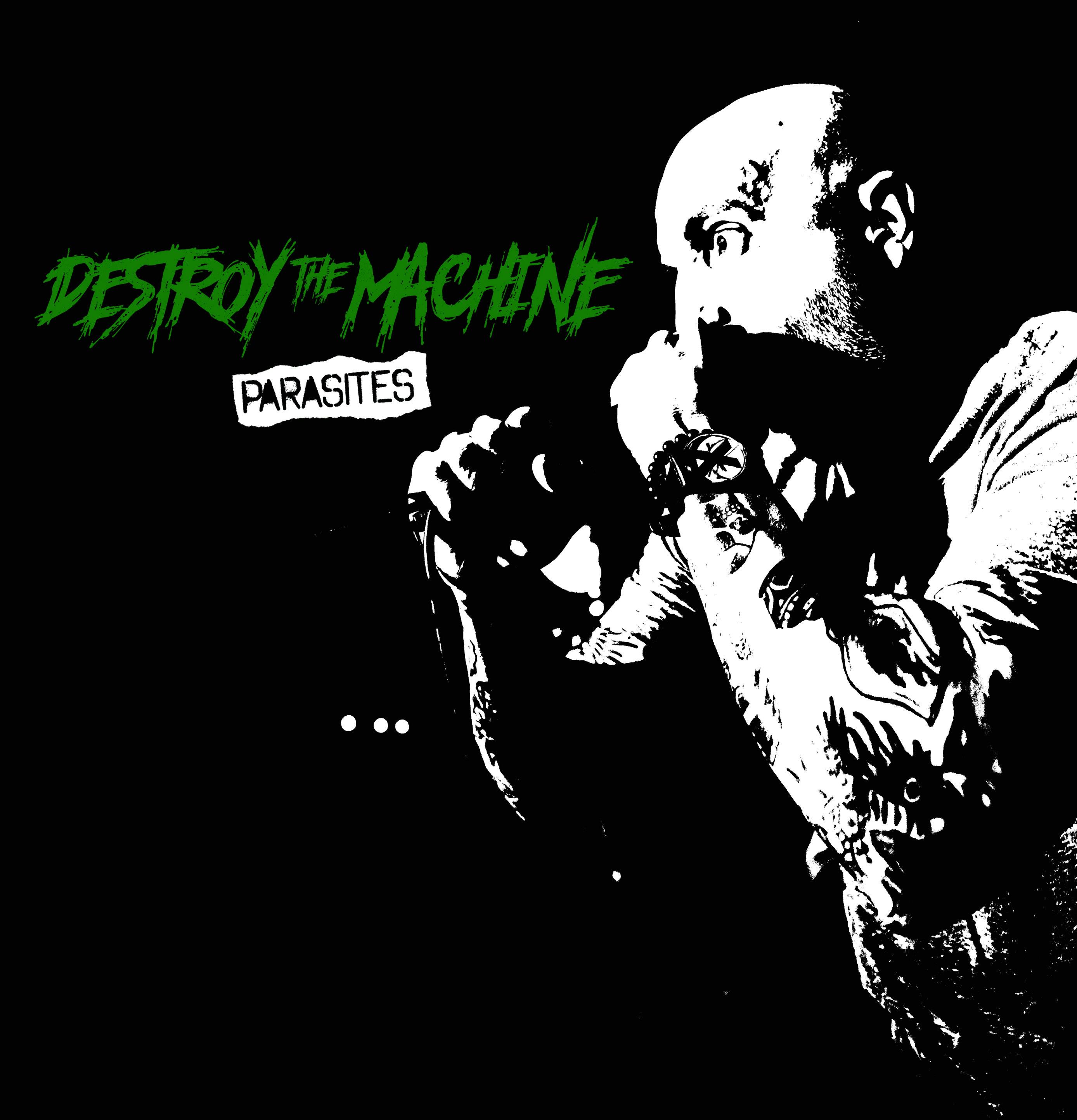 Destroy The Machine Test Press Bundle