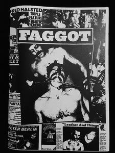 FAGGOT zine [Neons]