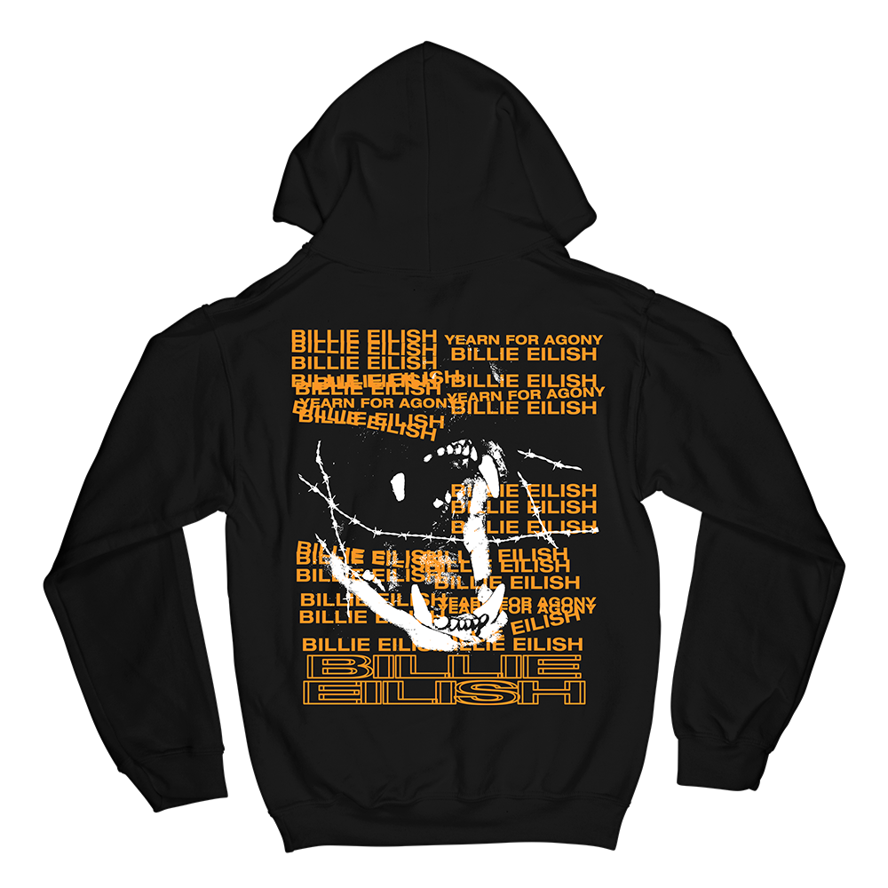Jaw Hoodie - LIMITED