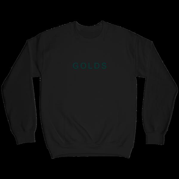 GOLDS CREWNECK
