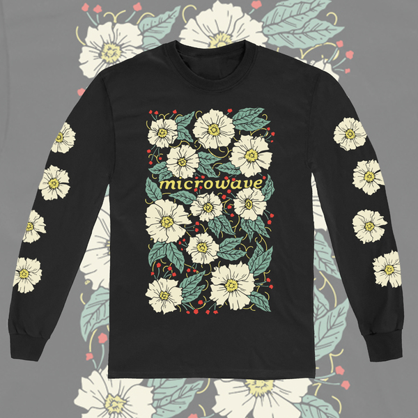 Flowers Long Sleeve T Shirt
