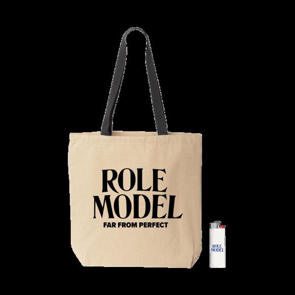 Tote Bag + Lighter