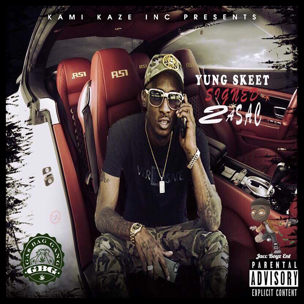 Yung Skeet - Signed 2 A Sac