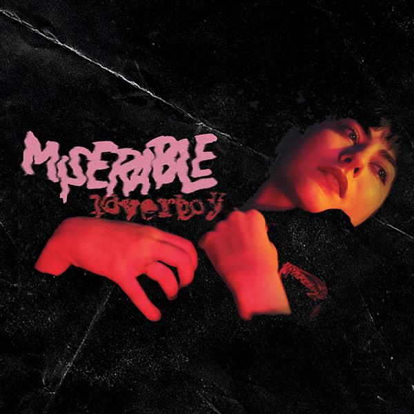 Miserable - Loverboy LP