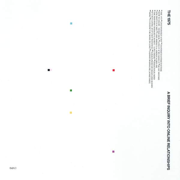 The 1975 - A Brief Inquiry Into Online Relationships 2xLP
