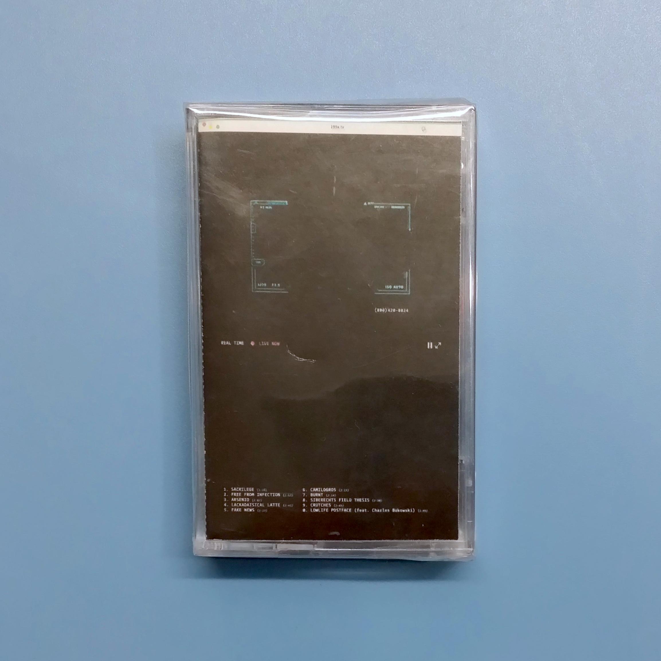 1 9 9 X - (800) 420-0824 (Analog Amigo Records)