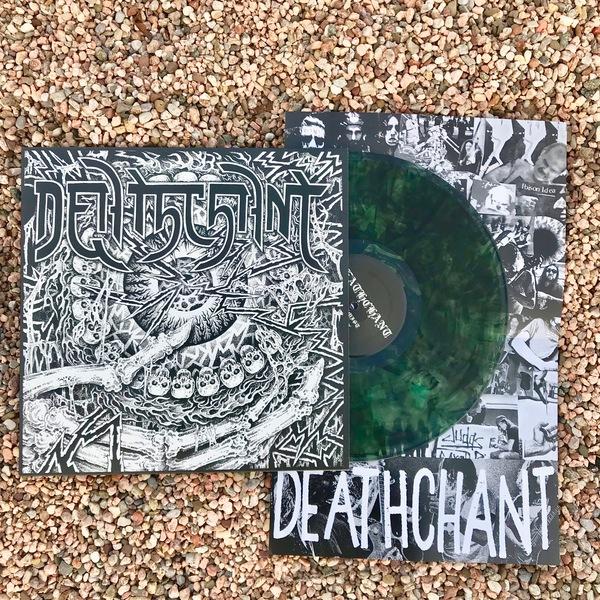 DEATHCHANT Vinyl Lp