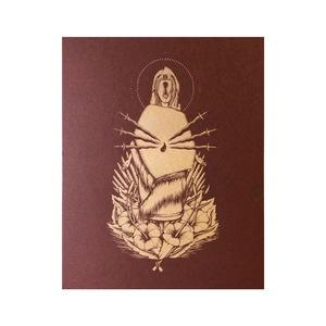 Madre De La Tristeza - Print