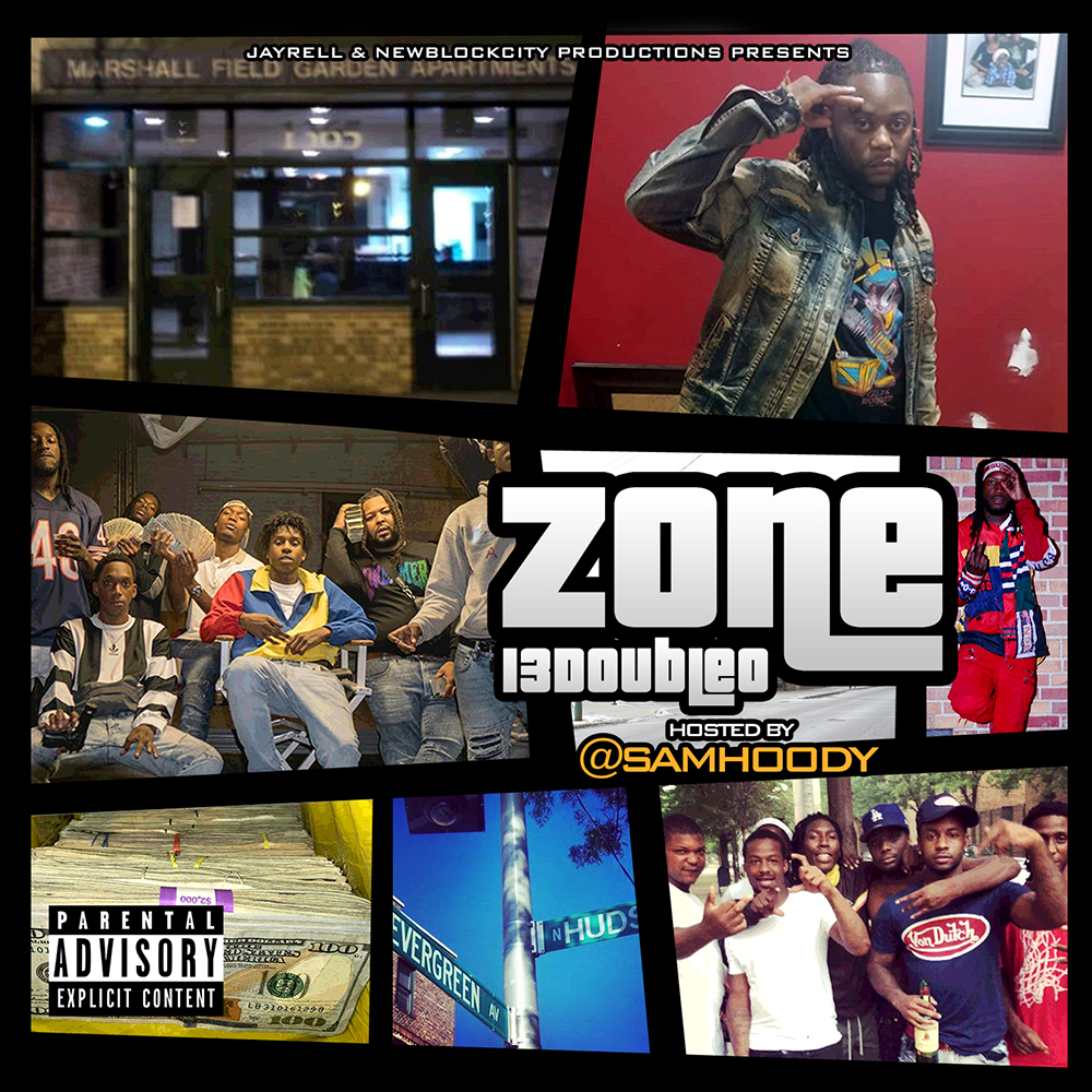 Jayrell & New Block City Productions - Zone 13Double0