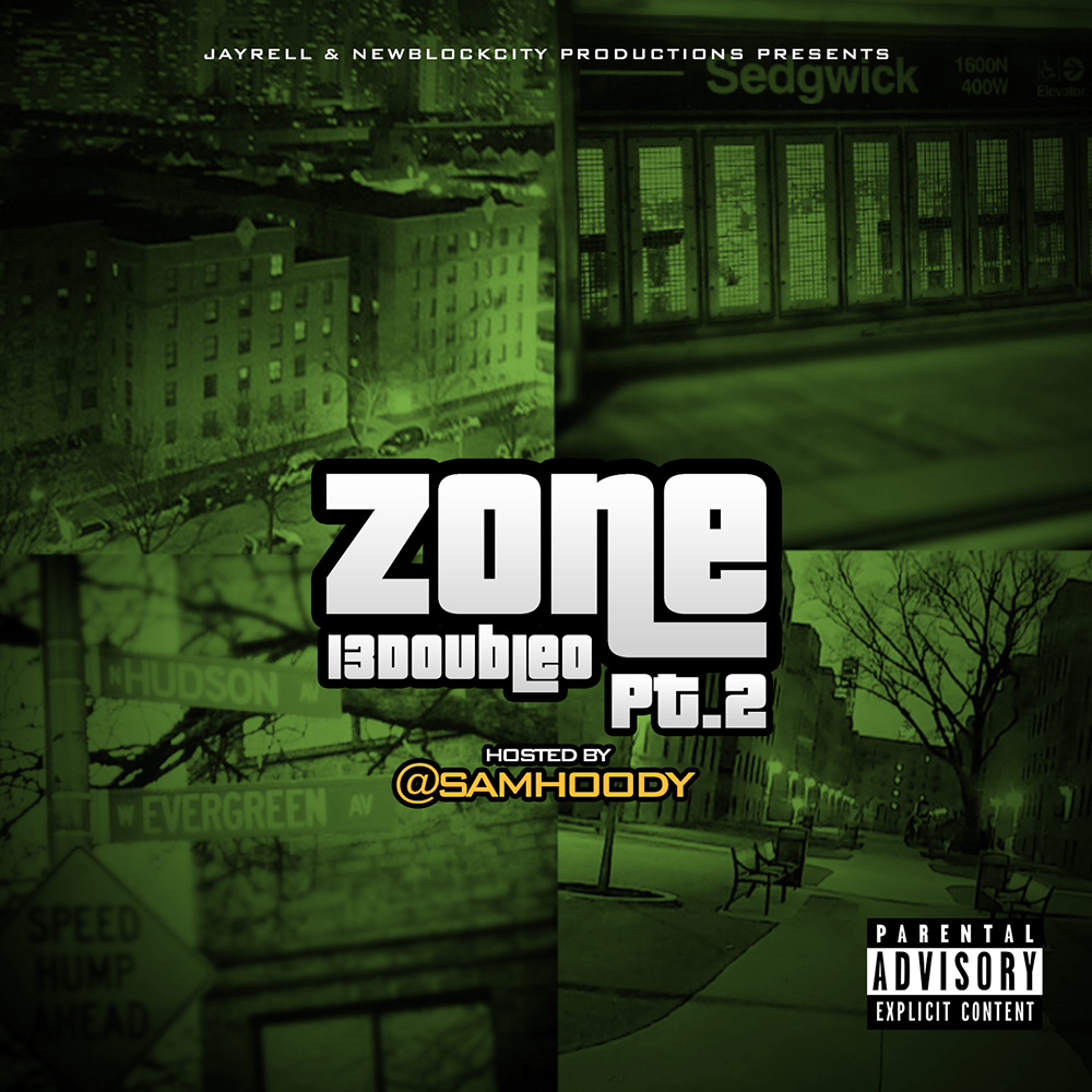 Jayrell & New Block City Productions - Zone 13Double0 Pt. 2