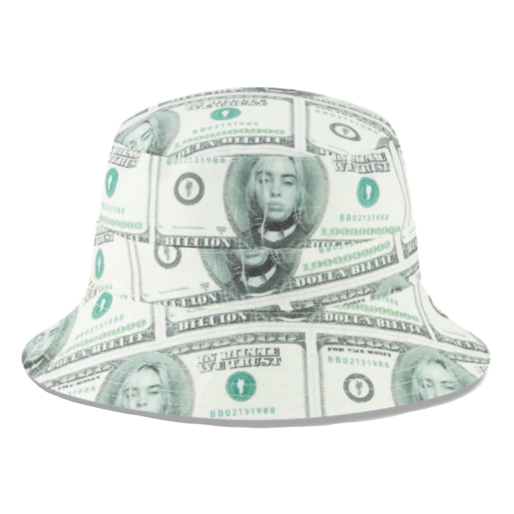 New Era x Billie Bucket Hats