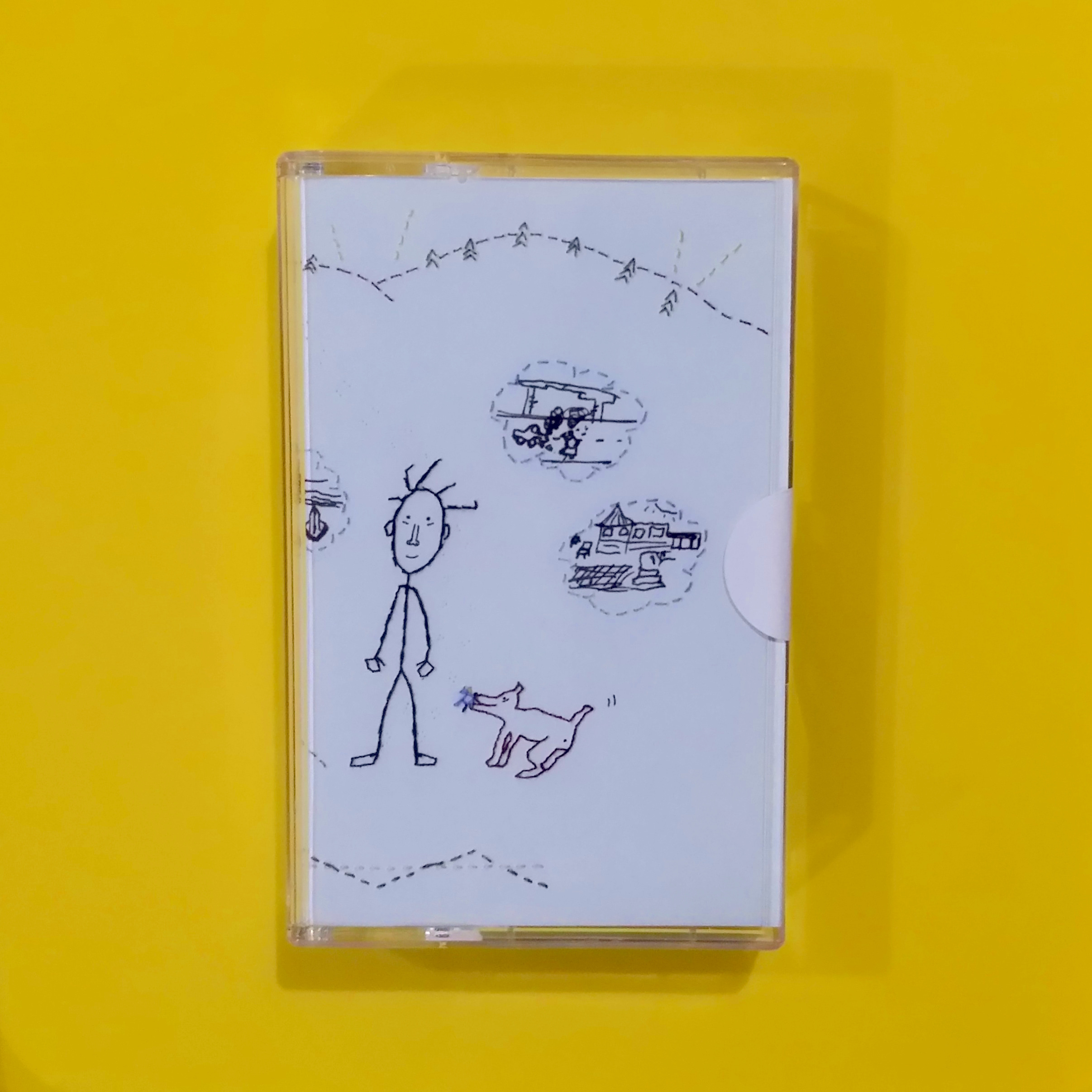 [SOLD] Looks Like Mountains - quick, before we're all dead! (Z Tapes)