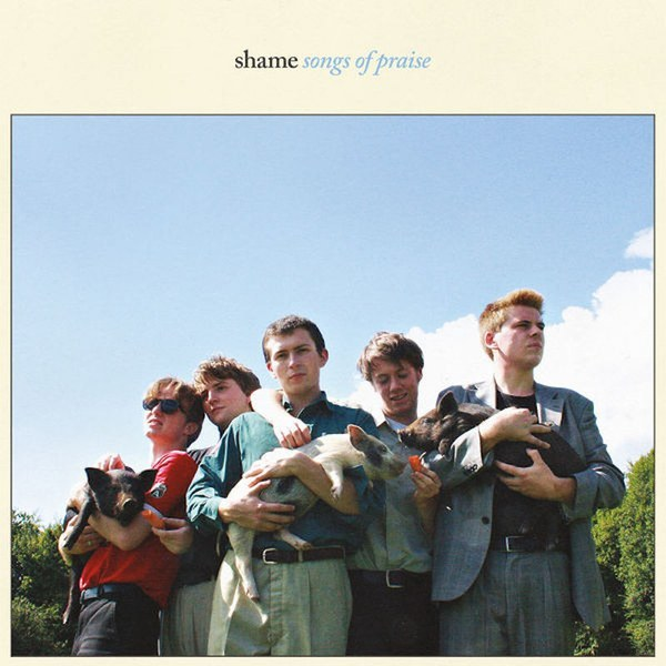 Shame - Songs of Praise Cassette Tape
