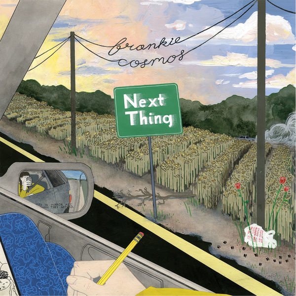 Frankie Cosmos - Next Thing Cassette Tape
