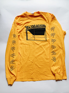 No Vacation - Yellow Intermission Longsleeve