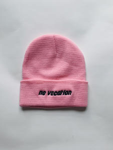 No Vacation - Beanie