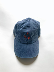 No Vacation - Tangerine Baseball Hat