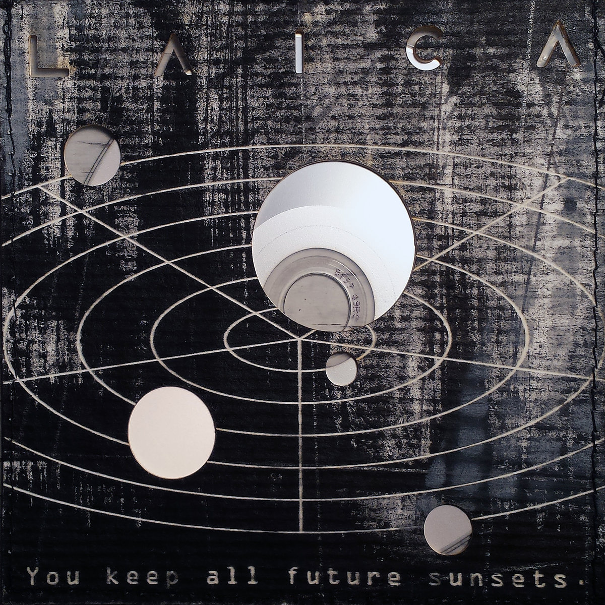 Laica - You keep all future sunsets cdr