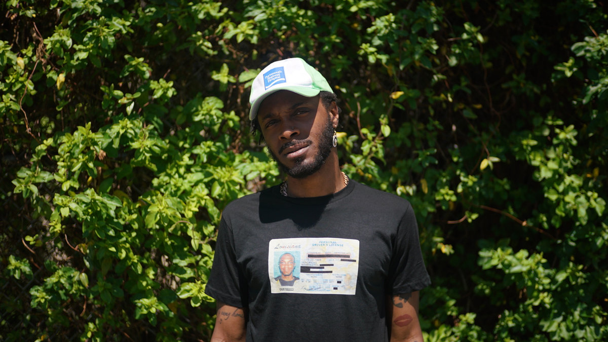 Veteran ID Tee (black)