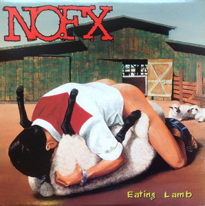 NOFX - Eating Lamb (Heavy Petting Zoo) LP