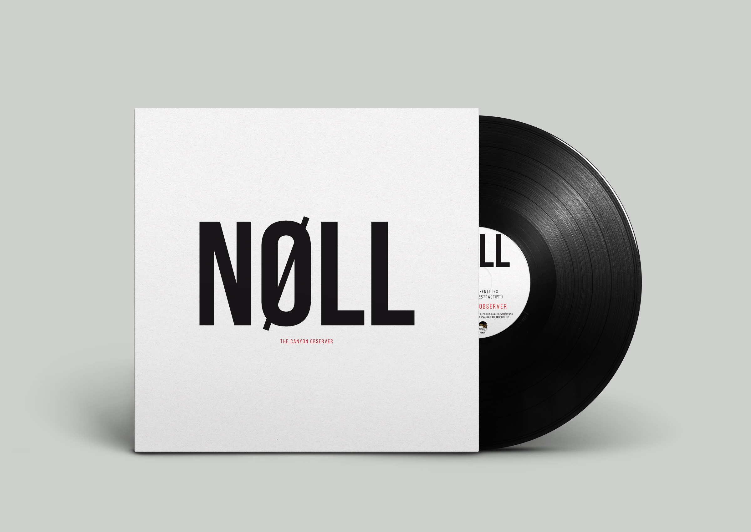 [VOX30] THE CANYON OBSERVER - NØLL