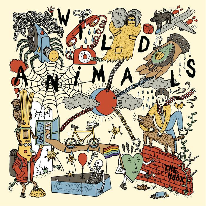 Wild Animals - the hoax