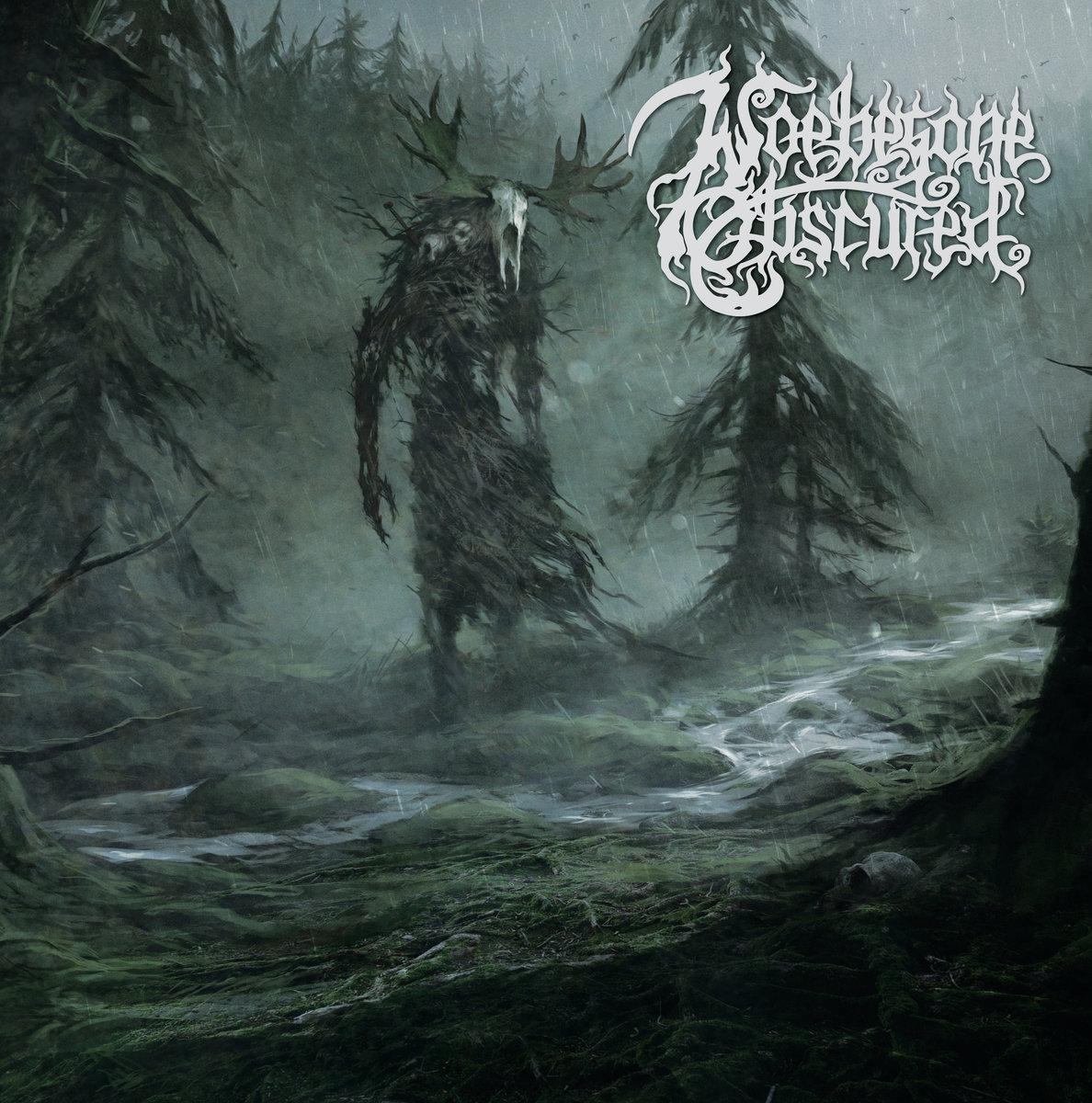 Woebegone Obscured - The Forestroamer LP