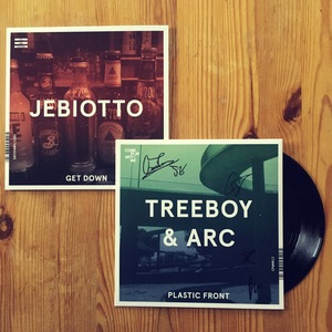 CPWM013 TREEBOY & ARC 'Plastic Front' / JEBIOTTO 'Get Down'