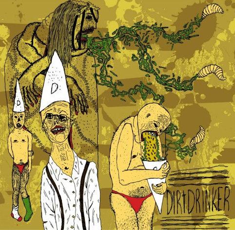 DIRTDRINKER - Self Titled LP