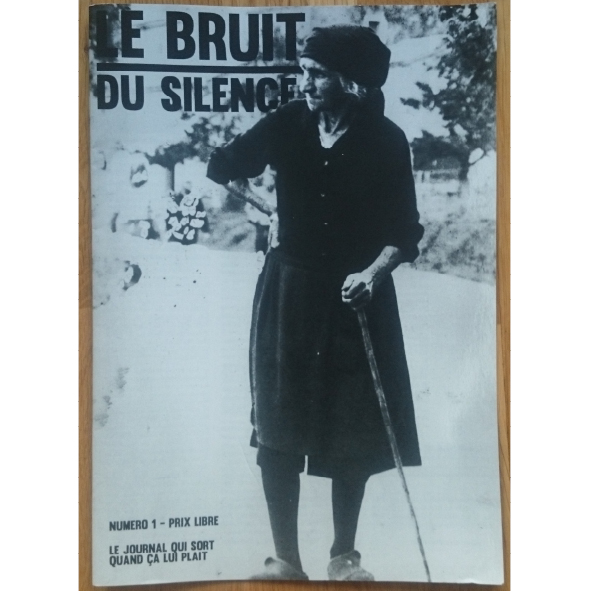 LE BRUIT DU SILENCE #1 [ZINE]