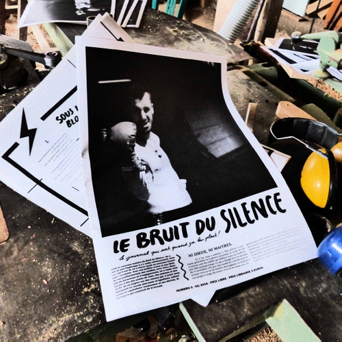 LE BRUIT DU SILENCE #2 [ZINE]